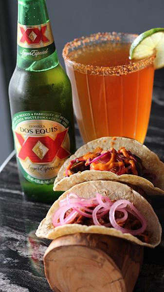 los mejores tacos mejicanos de Alcalá